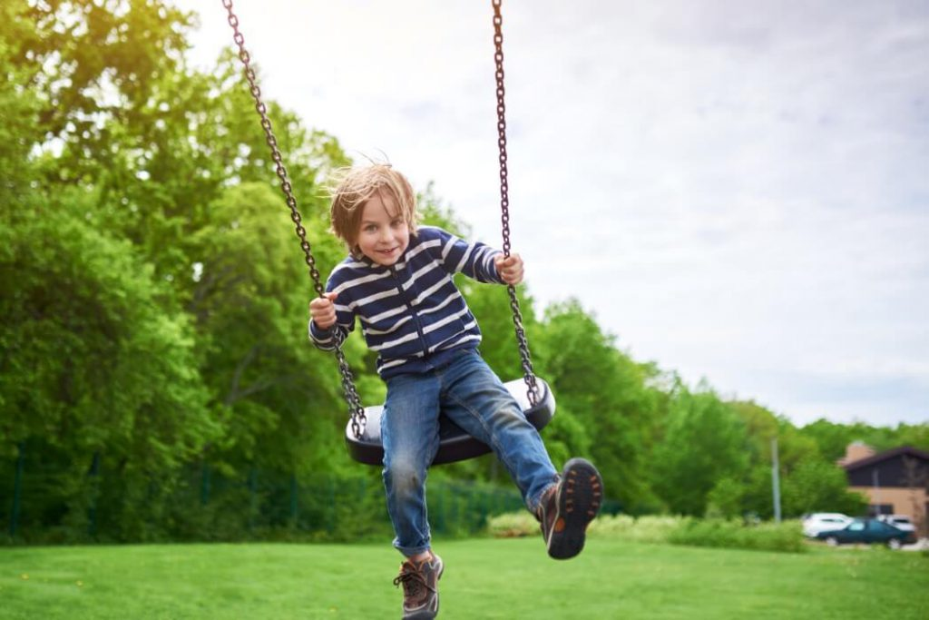 Importance of Outdoor Games For Children