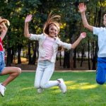 Outdoor Games For Small Groups of Kids